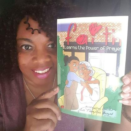 faith learns power w author La Tanyha